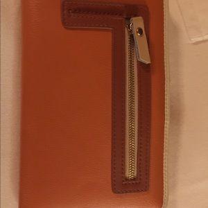 Spartina 449 Bags - Spartina Leather Snap Wallet